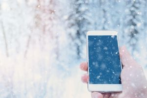 smattphone winter