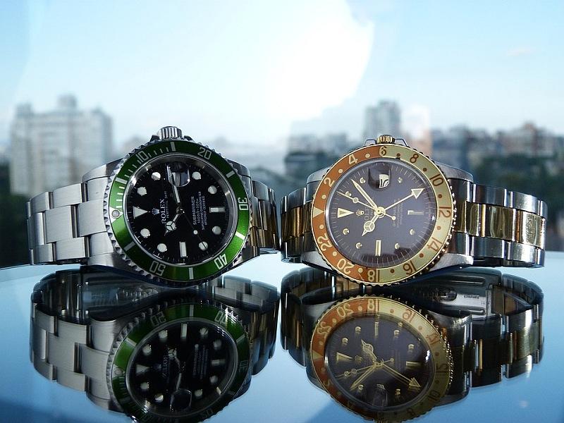 rolex laikrodziai