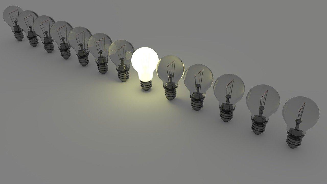 Šviesos terapijos lempos